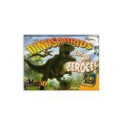 Dinosaurios los más Feroces - Sin Autor - Latinbooks