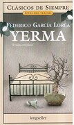Yerma - Federico García Lorca - Long Seller