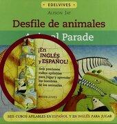 Desfile de animales (Libros Moviles (edelvives)) - The Templar Company - Editorial Luis Vives (Edelvives)