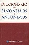 dicc.de sinónimos y antónimos - el ateneo - ateneo, el