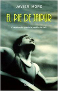 El pie de Jaipur - Javier Moro - Booket