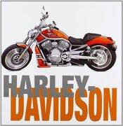 HARLEY DAVIDSON (CUBE BOOK XL)  -  -
