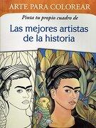 Arte Para Colorear las Mejores Artista - Vergara Y Riba - Vergara & Riba