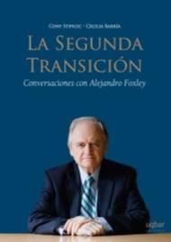 portada La Segunda Transicion. Conversaciones con Alejandro Foxley