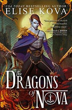 portada Dragons of Nova (Loom Saga)