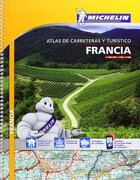 Atlas 20497 Francia -  - Michelin