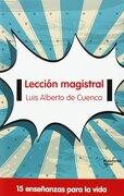 Lección Magistral (Plataforma Actual) - Luis Alberto de Cuenca - Plataforma Editorial