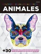 Animales. Coloree Segun los Numeros - Elizabeth Gilbert - Omega