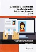 Aplicaciones Informáticas De Administración De Recursos Humanos (Cp - Certificado Profesionalidad)