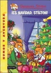 portada Es Navidad, Stilton!