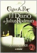 diario de julius rooman,el - edgar allan poe - edaf