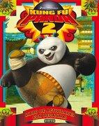 kung fu panda 2. libro de actividades con pegatinas - varios autores - everest