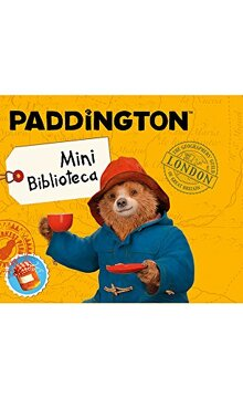 portada Paddington Mini Biblioteca (Harperkids)
