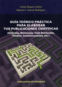 portada Guía teórico-práctica para elaborar tus publicaciones científicas