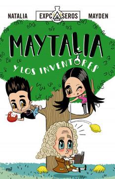 portada Maytalia y los Inventores