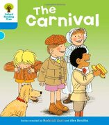 carnival,the n/ed.- storybooks stage 3b -  - oxford