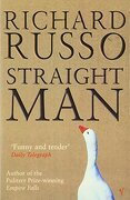 (russo).straight man - richard russo - virago paperback original