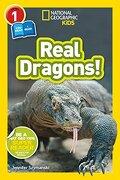 National Geographic Kids Readers: Real Dragons (l1 (libro en Inglés) - Jennifer Szymanski - Natl Geographic Soc