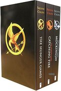 Hunger Games Trilogy. Suzanne Collins - Collins, Suzanne - Scholastic