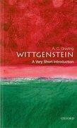 wittgenstein,a very short introduction - a. c. grayling - oxford univ pr