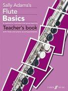 Flute Basics: (Teacher's Book) (Basics Tutor Series)