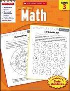 scholastic success with math, grade 3 - scholastic inc. (cor) - scholastic