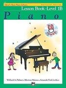 alfred´s basic piano library, lesson book level 1b - willard a. palmer - alfred pub co