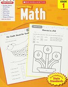 scholastic success with math, grade 1 - scholastic inc. (cor) - scholastic