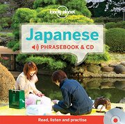 Lonely Planet Japanese Phrasebook and Audio CD (Lonely Planet Phrasebook: Japanese)