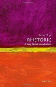 Rhetoric: A Very Short Introduction (Very Short Introductions) (libro en Inglés) - Richard Toye - Oxford University Press