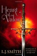 heart of valor - l. j. smith - simon & schuster