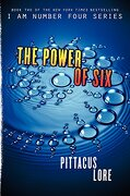 the power of six - pittacus lore - harpercollins childrens books