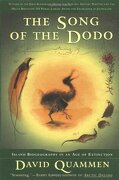 the song of the dodo,island biogeography in an age of extinctions - david quammen - simon & schuster