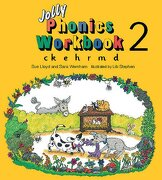 Jolly phonics workbook 2 (ck e h rm d)