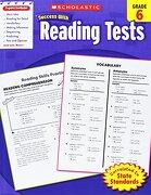 scholastic success with reading tests, grade 6 - scholastic inc. (cor) - scholastic