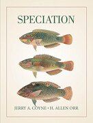 speciation - jerry a. coyne - sinauer associates inc