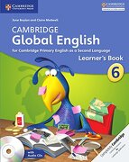 Cambridge Global English Stage 6 Learner's Book With Audio cds (2) (libro en Inglés) - Jane Boylan; Claire Medwell - Cambridge University Press