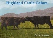 Highland Cattle Galore (libro en Inglés) - Una Flora Cochrane - Stenlake Publishing