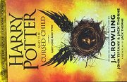 Harry Potter and the Cursed Child (Dyslexic Readers Large Print)