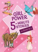 Girl Power 5-Minute Stories (libro en Inglés) - Houghton Mifflin Harcourt - Hmh Books For Young Readers