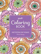 Posh Adult Coloring Book: Patterns for Peace (Colouring Books)