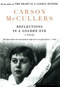 reflections in a golden eye - carson mccullers - houghton mifflin