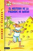 el misterio de la pirámide de queso - geronimo stilton - grupo planeta