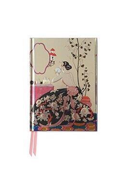 portada Barbier: Backless Dress (Foiled Pocket Journal) (Flame Tree Pocket Books) (libro en Inglés)