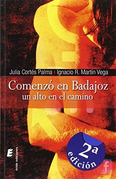 portada Comenzo en Badajoz