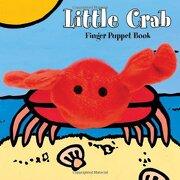 little crab finger puppet book - chronicle books llc (cor) - chronicle books llc