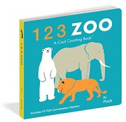 123 Zoo: A Cool Counting Book - Puck - Duo Press LLC