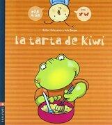 La tarta de kiwi (Pilo Y Lia) (Pilo y Lía) - Esther Echevarría Soriano - Editorial Luis Vives (Edelvives)