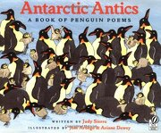 antarctic antics,a book of penguin poems - judy sierra - houghton mifflin