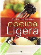 cocina ligera/ light cooking -  maria aldave - editorial libsa sa